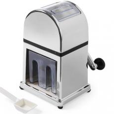 Kruszarka do lodu ręczna<br />model: 695708/W<br />producent: Hendi