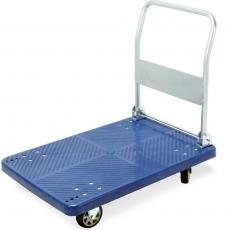 Wózek platformowy z tworzywa FORGAST<br />model: FG01201<br />producent: Forgast