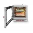 Piec konwekcyjno-parowy 6 GN1/1 elektryczny Revolution - sterowanie manualne 227763
