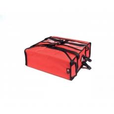 Torba termiczna na pizzę usztywniana - 2 pudełka 35x35 cm<br />model: T2SU/N<br />producent: Furmis