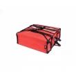 Torba termiczna na pizzę usztywniana - 2 pudełka 35x35 cm / model - T2SU/N