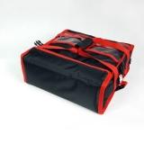 Torba termiczna na pizzę usztywniana - 4 pudełka 45x45 cm T4LU/N