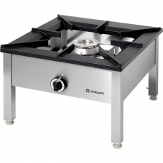 Taboret gastronomiczny gazowy 1-palnikowy - G30<br />model: 773003/W<br />producent: Stalgast