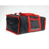 Torba termiczna lunchbox podgrzewana - 4 pudełka 20x25 cm lunchbox 4 P/N