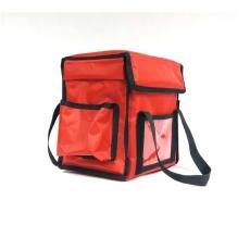 Torba termiczna lunchbox - 4 pudełka 20x25 cm<br />model: lunchbox 4/N<br />producent: Furmis