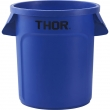 Pojemnik na odpadki 38 l niebieski 068042