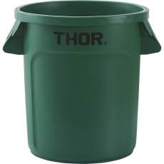 Pojemnik na odpadki 38 l zielony<br />model: 068043<br />producent: Stalgast
