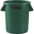 Pojemnik na odpadki 38 l zielony 068043