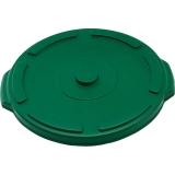 Pokrywa zielona do pojemnika na odpadki 38 l 068047