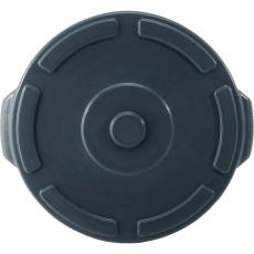 Pokrywa szara do pojemnika na odpadki 120 l<br />model: 068138<br />producent: Stalgast