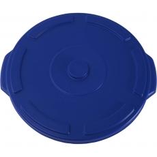 Pokrywa niebieska do pojemnika na odpadki 120 l<br />model: 068136<br />producent: Stalgast