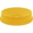 Pokrywa żółta z otworem do pojemnika na odpadki 120 l 068145