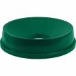 Pokrywa zielona z otworem do pojemnika na odpadki 120 l 068147