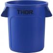 Pojemnik na odpadki 75 l niebieski 068752