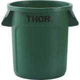 Pojemnik na odpadki 75 l zielony 068753