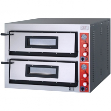 Piec do pizzy 2-komorowy<br />model: 781602/W<br />producent: GGF