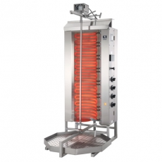 Gyros (kebab) elektryczny POTIS E-4<br />model: POTIS E-4/W<br />producent: Potis
