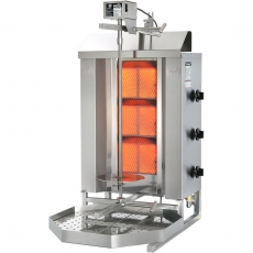 Gyros (kebab) gazowy - do 40 kg | POTIS GD-3<br />model: POTIS GD-3/W<br />producent: Potis