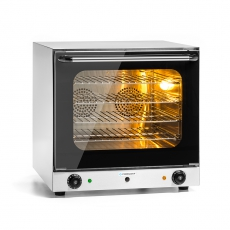 Piec konwekcyjny elektryczny z naparowaniem<br />model: FG09500/W<br />producent: Forgast