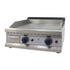 Płyta grillowa gazowa podwójna<br />model: 10010101/W<br />producent: Royal Catering