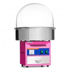 Maszyna do waty cukrowej z pokrywą<br />model: FG09300/W<br />producent: Forgast