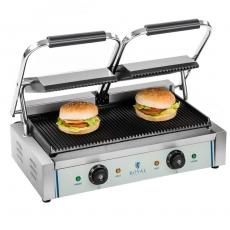 Grill kontaktowy RCKG-3600-G<br />model: 10010246/W<br />producent: Royal Catering