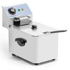 Frytownica elektryczna 4 l<br />model: FG09004<br />producent: Forgast
