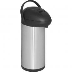 Termos stalowy konferencyjny z pompką 4 l<br />model: 383400<br />producent: Stalgast