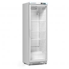 Szafa chłodnicza lakierowana przeszklona 360 l<br />model: FG07235<br />producent: Forgast