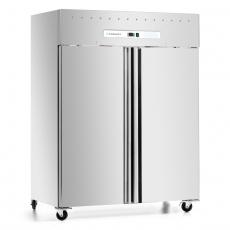 Szafa chłodnicza nierdzewna 2-drzwiowa GN 2/1<br />model: FG07014<br />producent: Forgast