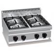 Kuchnia gazowa 4-palnikowa nastawna - 18702000