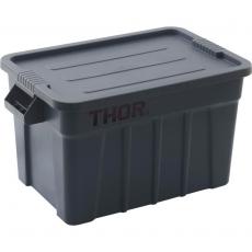 Pojemnik transportowy do żywności szary poj. 79 l<br />model: 062762<br />producent: Stalgast