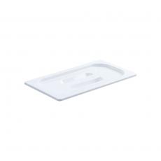 Pokrywka GN 1/3 z białego poliwęglanu<br />model: 183002<br />producent: Stalgast