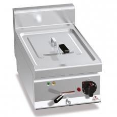 Frytownica elektryczna nastawna 10 l<br />model: 18501000<br />producent: Berto's