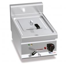 Frytownica elektryczna nastawna 10 l<br />model: PC7009<br />producent: ProfiChef