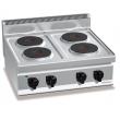 Kuchnia elektryczna 4-płytowa nastawna PC7016