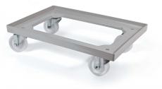 Podstawa jezdna do pojemnika na żywność<br />model: 563409<br />producent: Stalgast