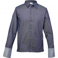 Bluza kucharska z jeansu niebieska rozmiar M<br />model: 634093<br />producent: Stalgast