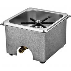 Płuczka, myjka do szkła GN 1/6<br />model: 651000<br />producent: Stalgast