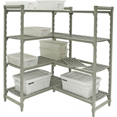 Półka do regału z polipropylenu wym. 122x45.5 cm<br />model: 683121<br />producent: Stalgast
