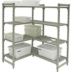 Półka do regału z polipropylenu wym. 122x53 cm<br />model: 683122<br />producent: Stalgast