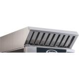 Okap z kondensatorem pary do pieców ChefTop EL GN 1/1, 907718