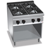 Kuchnia gazowa 4-palnikowa z szafką PC9009