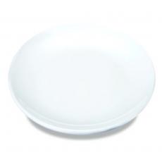 Talerz płytki bez rantu porcelanowy Modermo Prima śr. 25 cm<br />model: MP034<br />producent: Modermo