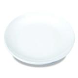 Talerz płytki bez rantu porcelanowy Modermo Prima śr. 35 cm, MP036