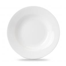 Talerz głęboki porcelanowy Modermo Prima śr. 23 cm<br />model: MP024<br />producent: Modermo