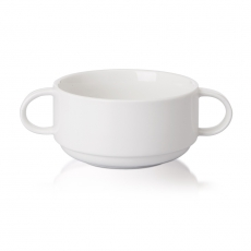 Bulionówka porcelanowa Modermo Prima<br />model: MP001<br />producent: Modermo