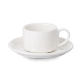 Filiżanka sztaplowana espresso porcelanowy Modermo Prima, MP004
