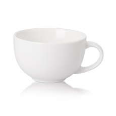 Filiżanka elegancka porcelanowa Modermo Prima poj. 350 ml<br />model: MP007<br />producent: Modermo