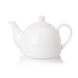 Dzbanek na herbatę porcelanowy Modermo Prima poj. 0.3 l, MP003